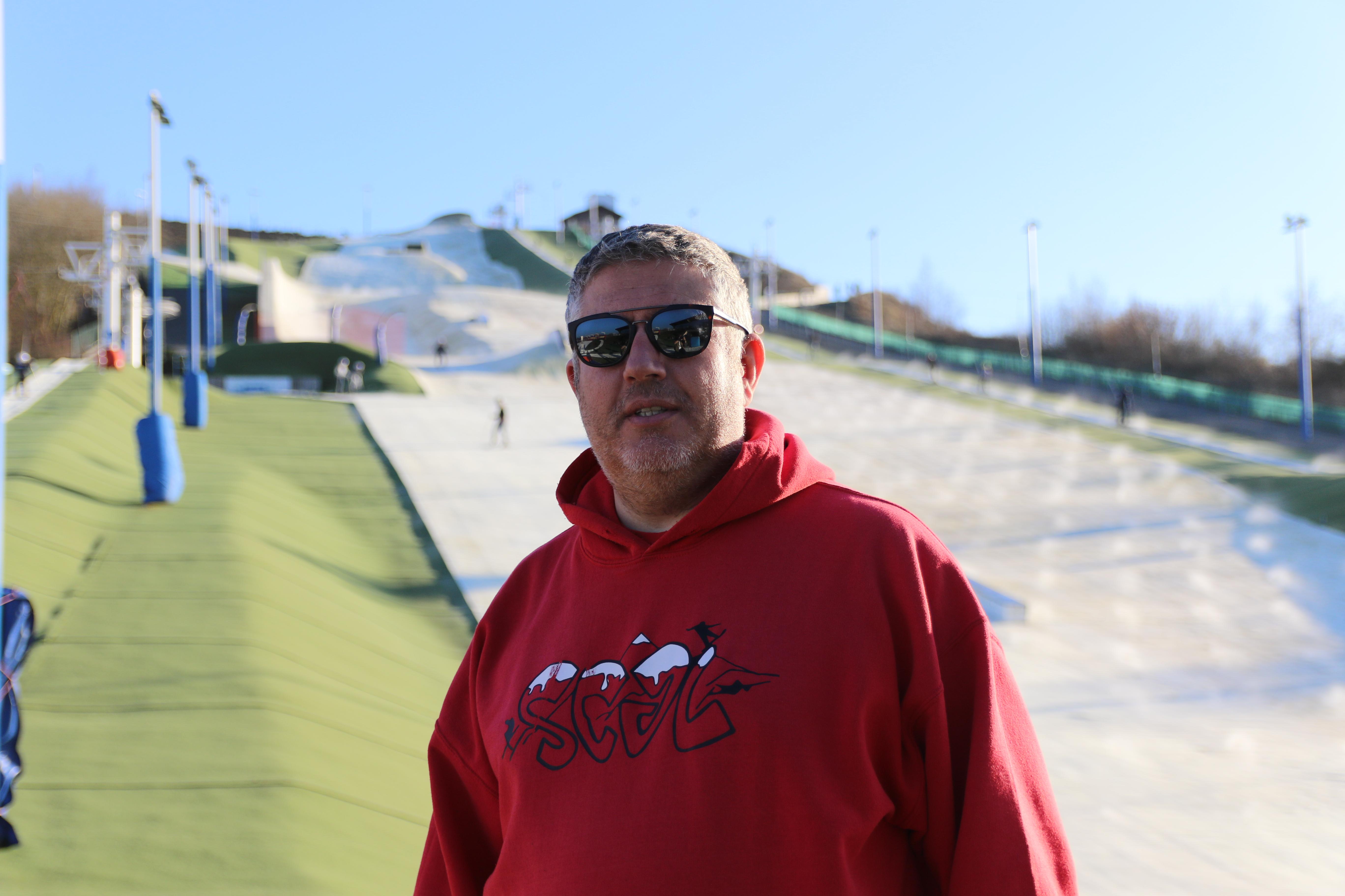 Axel Martin-Garras, président du SCAL